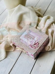 Мамины сокровища для девочки, 6 коробочек
