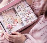 "Набор ""Pretty baby"" (3 коробочки+фотоальбом)"